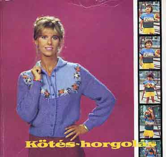 341dfd05e02c Kötés-horgolás · Kovács Margit (szerk.) · Könyv · Moly