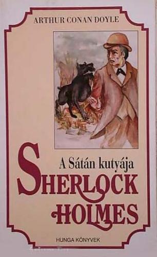 Arthur Conan Doyle A sátán kutyája