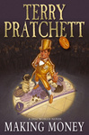Terry Pratchett: Making Money