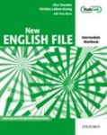 Clive Oxenden – Christina Latham-Koenig – Tracy Byrne: New English File Intermediate Workbook with key