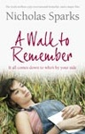 Nicholas Sparks: A Walk to Remember