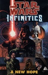 Chris Warner – Drew Johnson: Star Wars Infinities – A New Hope