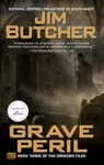 Jim Butcher: Grave Peril