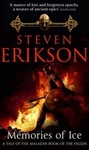 Steven Erikson: Memories of Ice