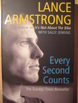 Lance Armstrong – Sally Jenkins: Every Second Counts