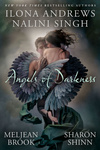Ilona Andrews – Nalini Singh – Meljean Brook – Sharon Shinn: Angels of Darkness