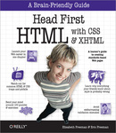 Elisabeth Freeman – Eric Freeman: Head First HTML with CSS & XHTML