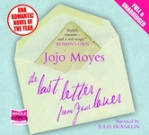Jojo Moyes: The Last Letter from Your Lover