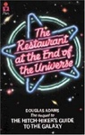 Douglas Adams: The Restaurant at the End of the Universe