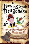 Cressida Cowell: How to Speak Dragonese