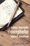 Agatha Christie: Miss Marple – The Complete Short Stories