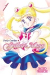 Naoko Takeuchi: Pretty Guardian Sailor Moon 1.
