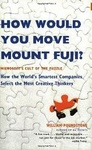 William Poundstone: How would you move Mount Fuji?