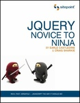 Earle Castledine – Craig Sharkie: jQuery: Novice to Ninja