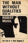 Robert Musil: The Man Without Qualities