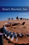 Sue Leather: Desert, Mountain, Sea (Oxford Bookworms)