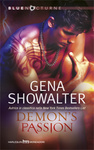 Gena Showalter: Demon's Passion (olasz)