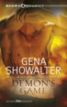 Gena Showalter: Demon's Game (olasz)