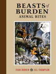 Evan Dorkin – Jill Thompson: Beasts of Burden – Animal Rites