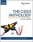 Rachel Andrew: The CSS3 Anthology