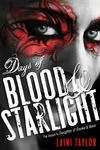 Laini Taylor: Days of Blood and Starlight