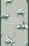 Anthony Trollope: Framley Parsonage