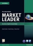 David Cotton – David Falvey – Simon Kent: Market Leader 3rd Edition Pre-Intermediate Course Book
