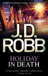 J. D. Robb: Holiday in Death