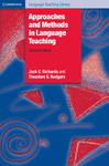 Jack C. Richards – Theodore S. Rodgers: Approaches and Methods in Language Teaching