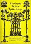 Rajczi Rezsőné Húsmentes reform szakácskönyv