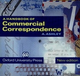 A. Ashley: A Handbook of Commercial Correspondence