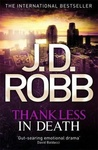 J. D. Robb: Thankless in Death
