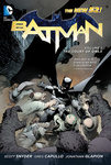 Scott Snyder: Batman (vol. 2) 1. – The Court of Owls