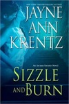 Jayne Ann Krentz: Sizzle and Burn