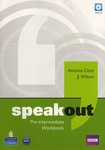 Antonia Clare – JJ Wilson: Speakout – Pre-intermediate – Workbook