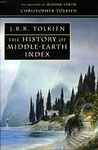 J. R. R. Tolkien: The History of Middle-earth Index