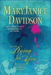 MaryJanice Davidson: Dying For You