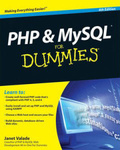 Janet Valade: PHP & MySQL For Dummies