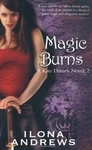 Ilona Andrews: Magic Burns