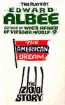 Edward Albee: The American Dream / The Zoo Story