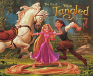 Jeff Kurtti: The Art of Tangled