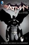 Scott Snyder: Batman (vol. 2) 2. – The City of Owls