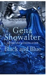 Gena Showalter: Black and Blue