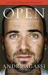 Andre Agassi: Open (angol)