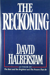 David Halberstam: The Reckoning