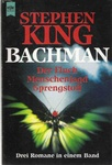Stephen King (Richard Bachman): Der Fluch / Menschenjagd / Sprengstoff