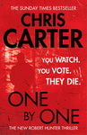 Chris Carter: One by One