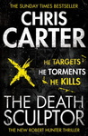 Chris Carter: The Death Sculptor