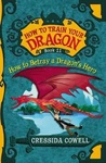 Cressida Cowell: How to Betray a Dragon's Hero