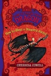 Cressida Cowell: How to Steal a Dragon's Sword